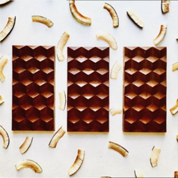 Toasted Coconut Bar Image 2